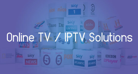 Online TV / IPTV Solutions | SoftClever Limited