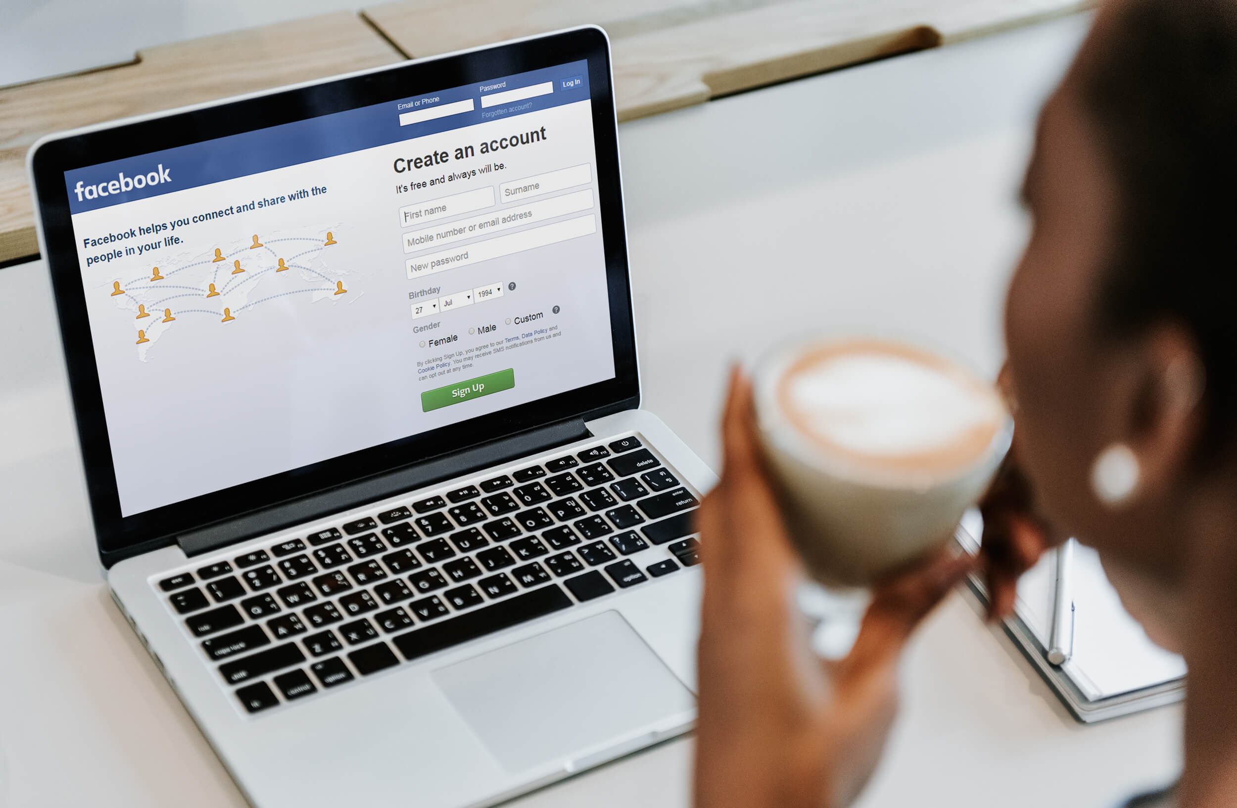 Facebook Account Creation New Rules