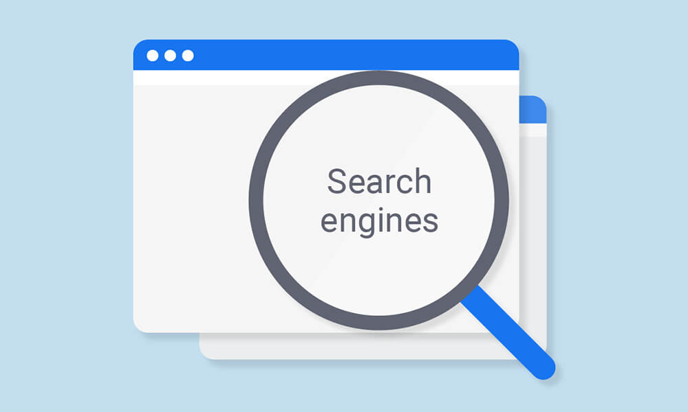 Top ten search engines in the world