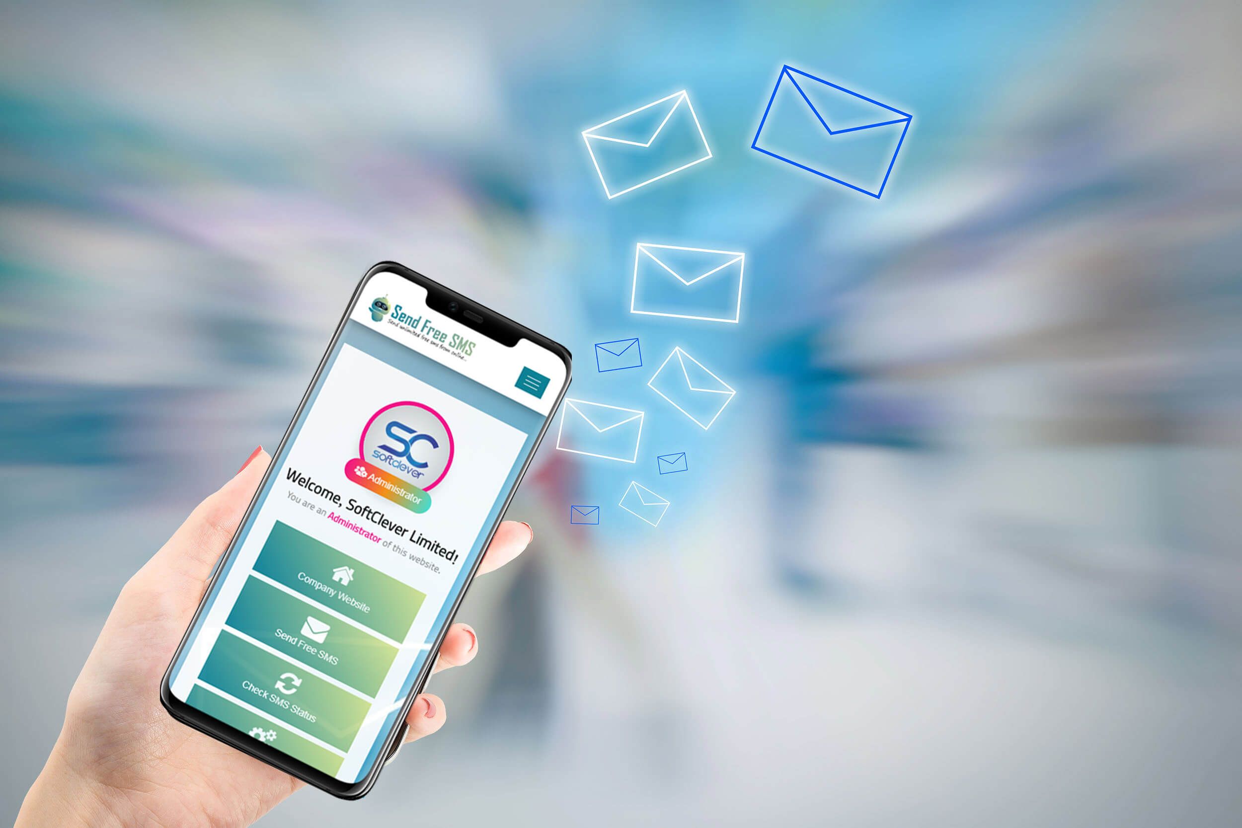 Download Free SMS Sender Android Apps